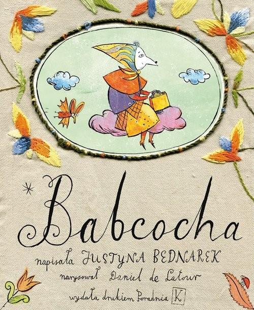 okładka Babcocha, Książka | Justyna Bednarek