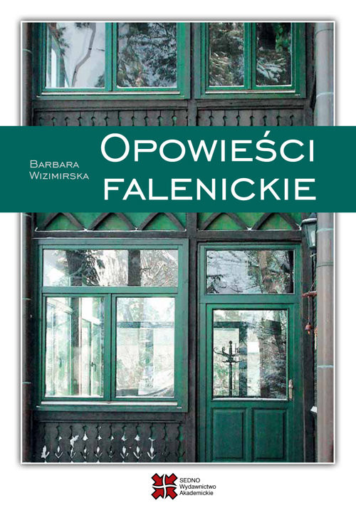 okładka Opowieści falenickie, Książka | Wizimirska Barbara
