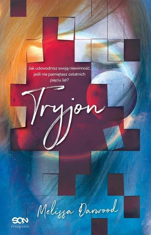 okładka Tryjon, Książka | Melissa Darwood