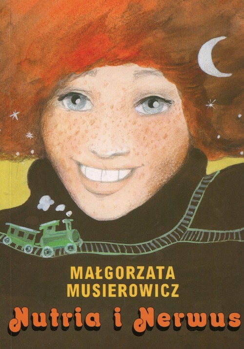 okładka Nutria i Nerwusksiążka |  | Musierowicz Małgorzata