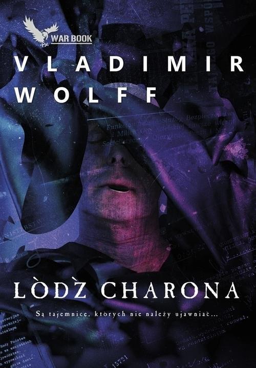 okładka Łódź Charona, Książka | Wolff Vladimir