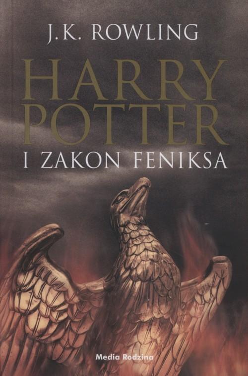 okładka Harry Potter i Zakon Feniksaksiążka |  | Joanne K. Rowling