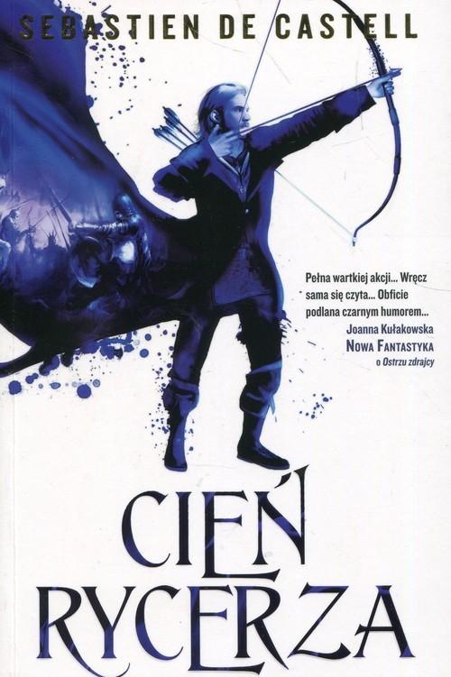 okładka Wielkie Płaszcze Tom 2 Cień rycerza, Książka | de Sebastien Castell