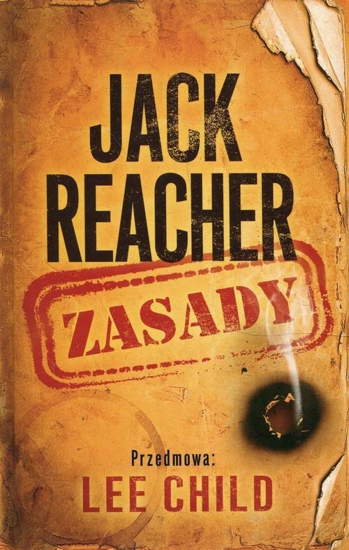 okładka Jack Reacher Zasady, Książka | Child Lee