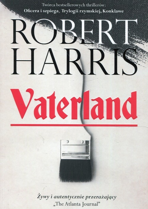okładka Vaterland, Książka | Harris Robert