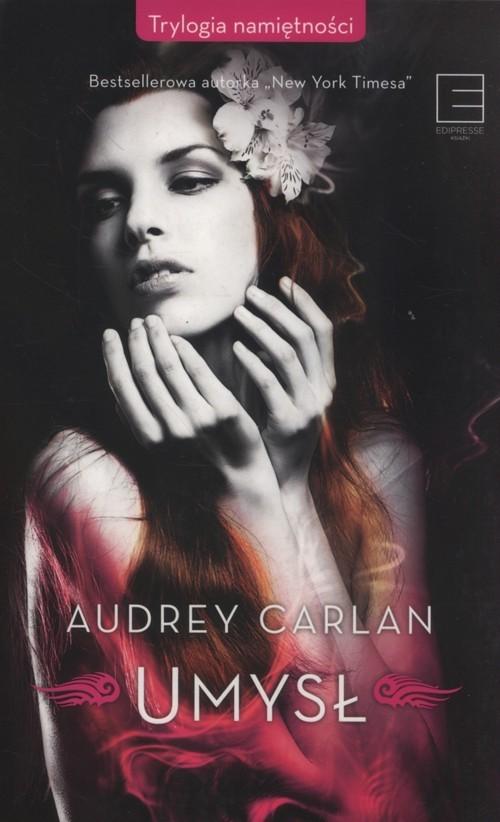 okładka Umysł, Książka | Carlan Audrey
