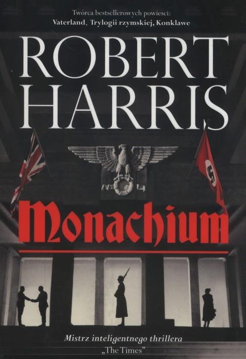 okładka Monachium. KsiążkaHarris Robert
