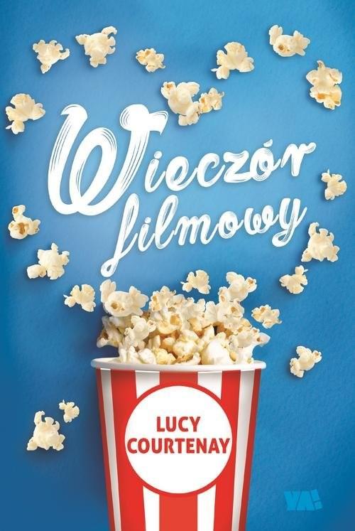 okładka Wieczór filmowy, Książka | Courtenay Lucy