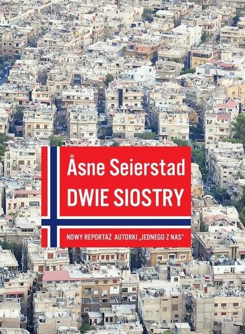 okładka Dwie siostry, Książka | Seierstad Asne