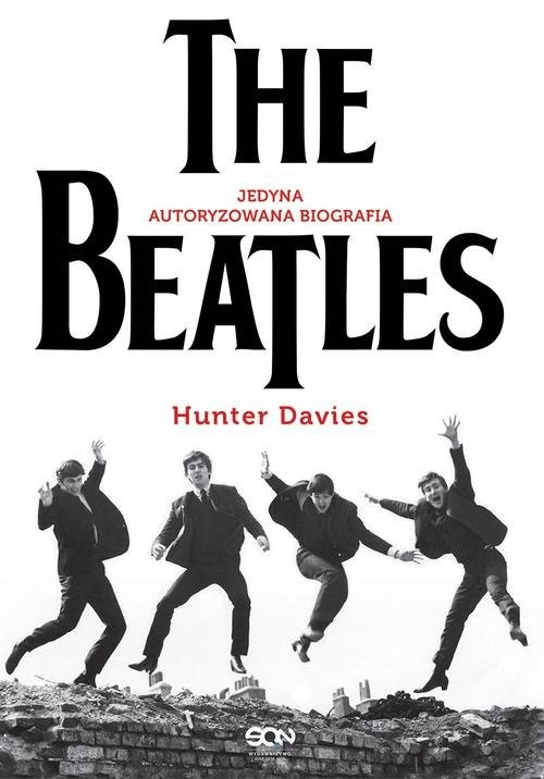 okładka The Beatles Jedyna autoryzowana biografia, Książka | Hunter Davies
