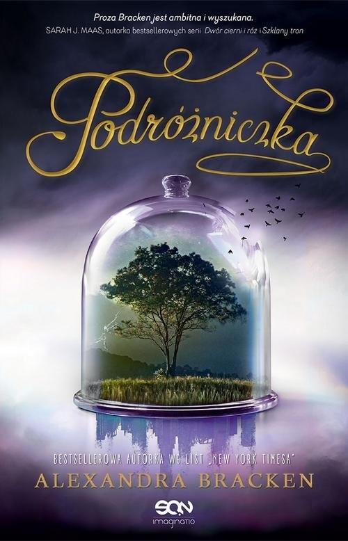 okładka Podróżniczka, Książka | Alexandra Bracken
