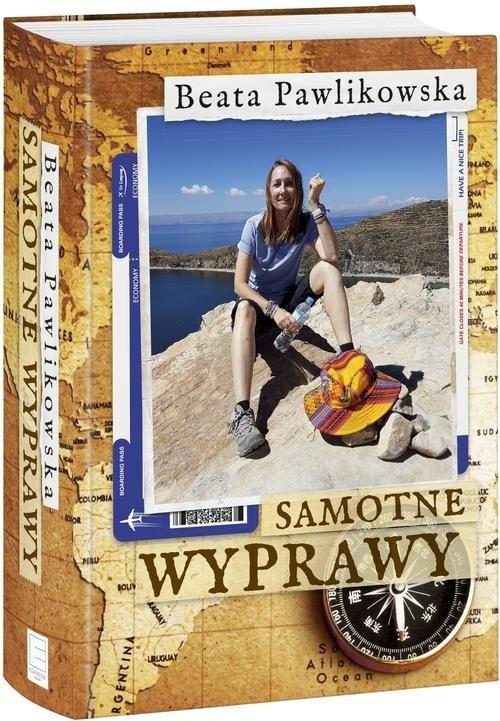 okładka Samotne wyprawy, Książka | Pawlikowska Beata