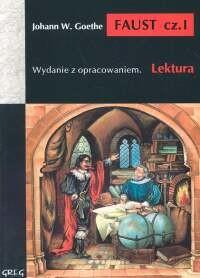 okładka Faust Wydanie z opracowaniem, Książka | Johann Wolfgang Goethe