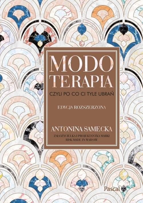 okładka Modoterapia, Książka | Samecka Antonina