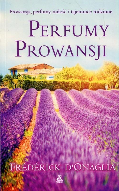 okładka Perfumy Prowansji, Książka | DOnaglia Frederick