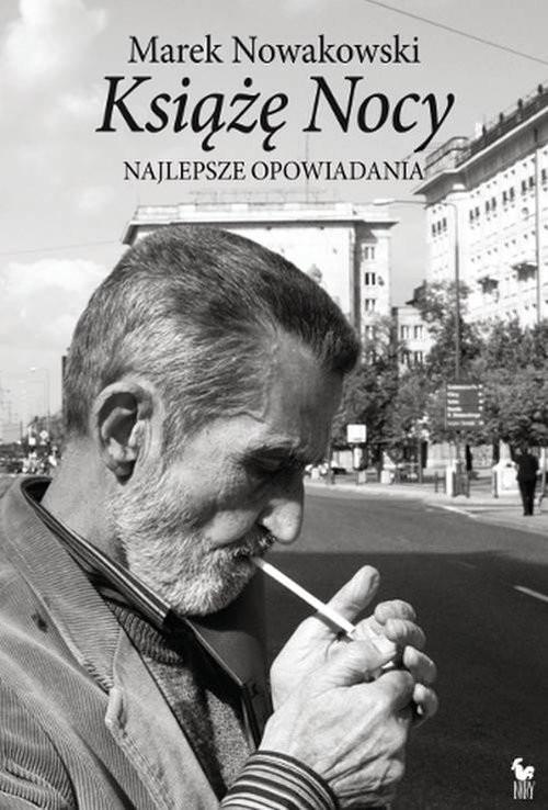 okładka Książę Nocy Najlepsze opowiadania, Książka | Nowakowski Marek