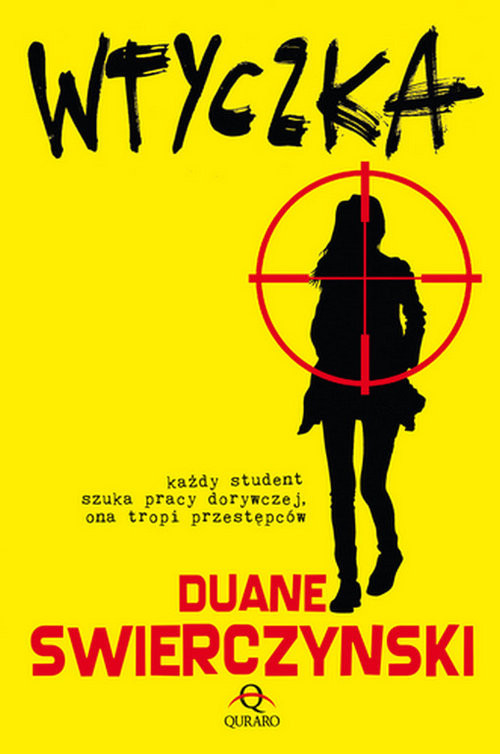 okładka Wtyczka, Książka | Swierczynski Duane