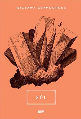 okładka Sól, Książka | Szymborska Wisława