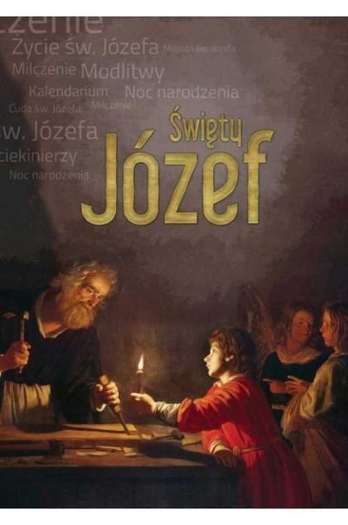 okładka Święty Józef, Książka | Anna Dąbrowska
