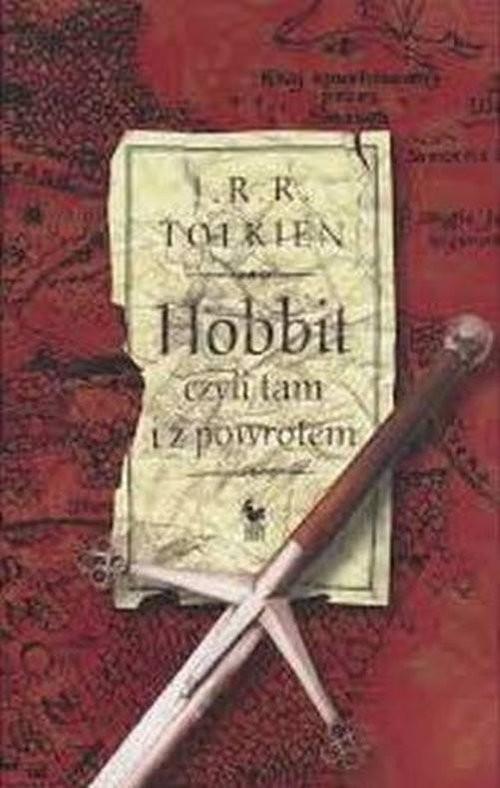 okładka Hobbit czyli tam i z powrotem, Książka | J.R.R.  Tolkien
