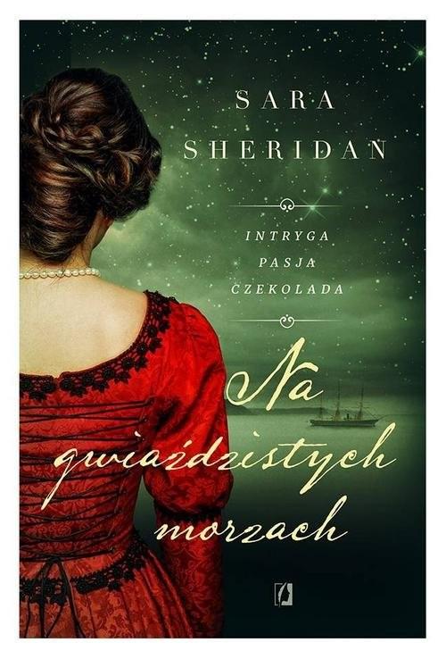 okładka Na gwiaździstych morzach, Książka | Sheridan Sara