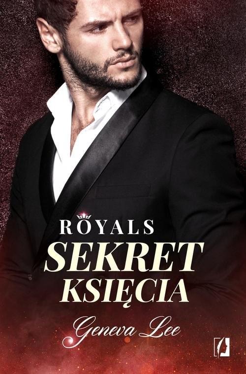 okładka Royals Tom 2 Sekret księcia, Książka | Lee Geneva