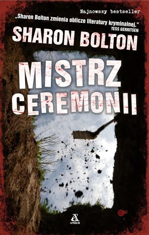 okładka Mistrz ceremonii, Książka   Bolton Sharon