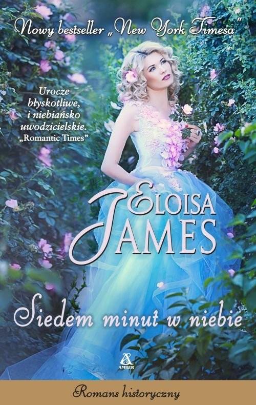 okładka Siedem minut w niebie, Książka | James Eloisa