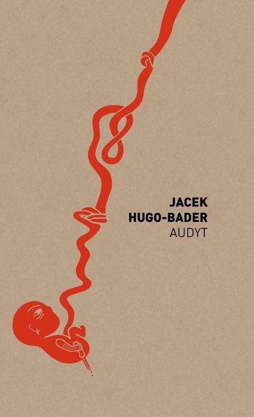 okładka Audyt, Książka | Hugo-Bader Jacek