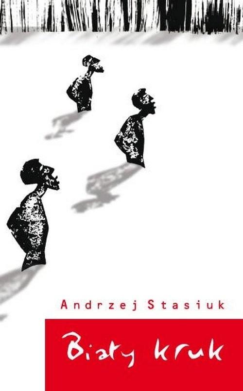 okładka Biały krukksiążka      Stasiuk Andrzej