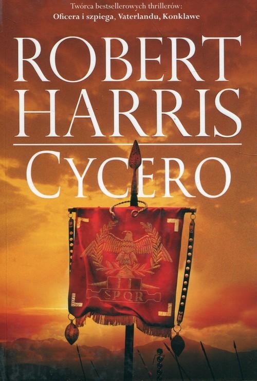 okładka Trylogia rzymska Tom 1 Cycero, Książka | Harris Robert