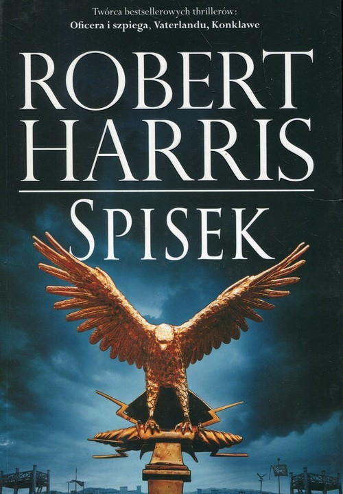 okładka Trylogia rzymska Tom 2 Spisek, Książka | Harris Robert