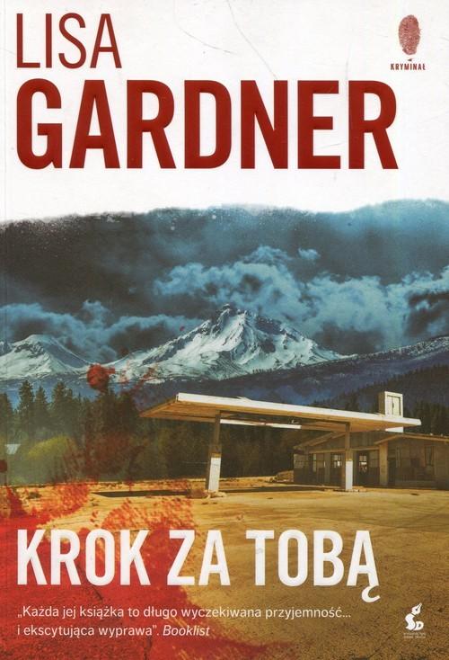 okładka Krok za tobą, Książka | Gardner Lisa