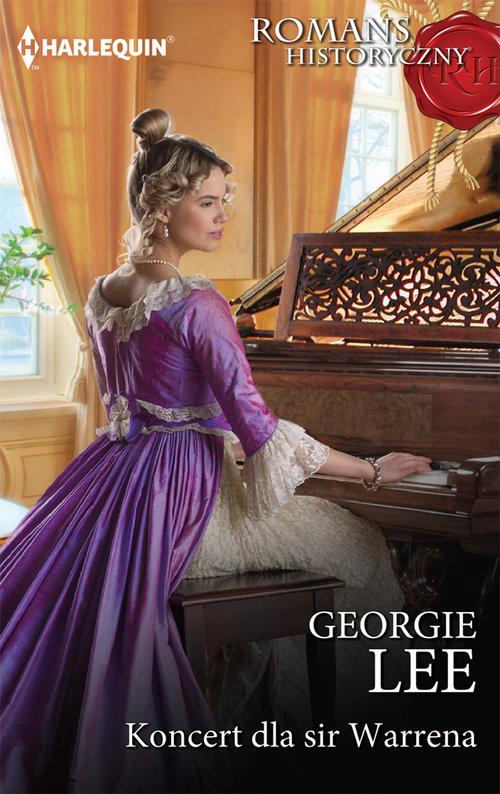 okładka Koncert dla sir Warrena, Książka | Lee Georgie