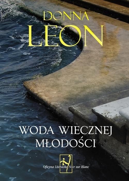 okładka Woda wiecznej młodości, Książka | Donna Leon