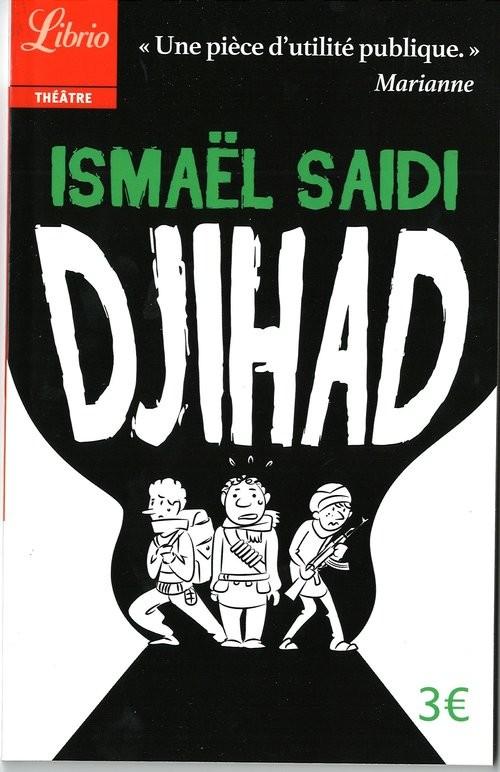 okładka Djihad, Książka | Saidi Ismael