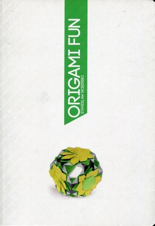okładka Origami fun, Książka | Skibiński Stanisław