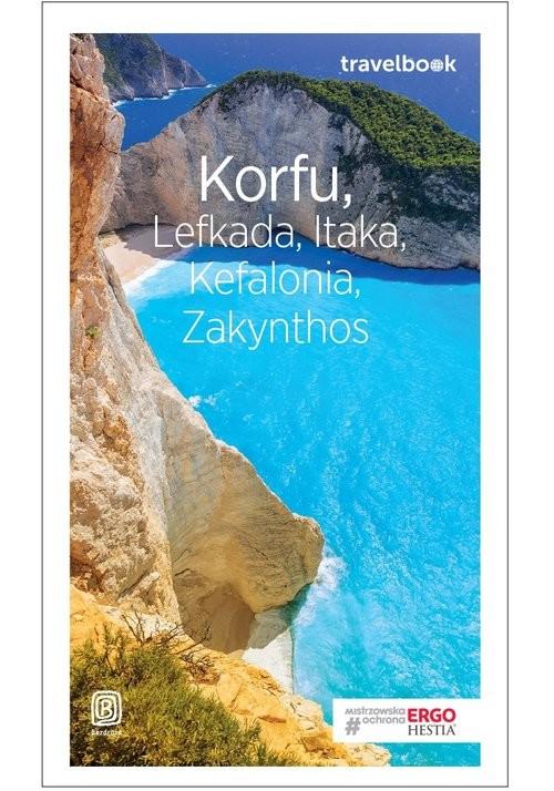 okładka Korfu Lefkada Itaka Kefalonia Zakynthos Travelbook, Książka | Mikołaj Korwin-Kochanowski, Dorota Snoch