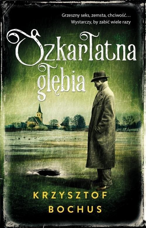 okładka Szkarłatna głębia, Książka | Bochus Krzysztof