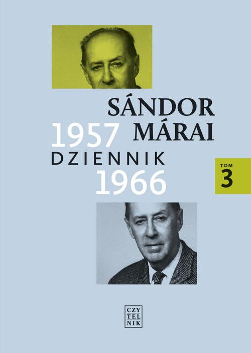 okładka Dziennik 1957-1966, Książka | Sándor Márai