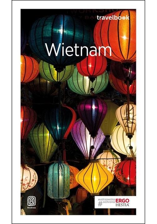 okładka Wietnam Travelbook, Książka | Dopierała Krzysztof