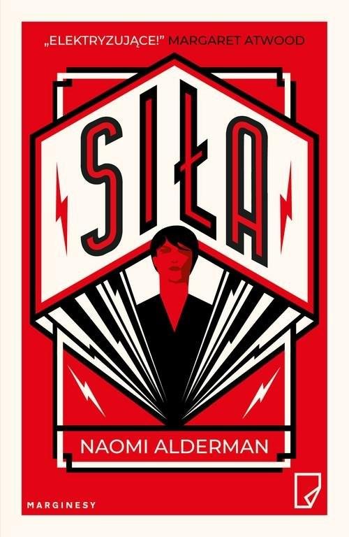 okładka Siła, Książka | Alderman Naomi