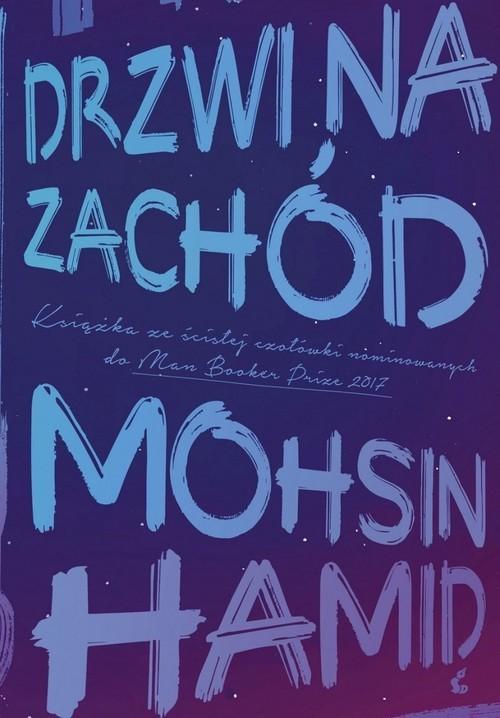 okładka Drzwi na zachód, Książka | Mohsin Hamid