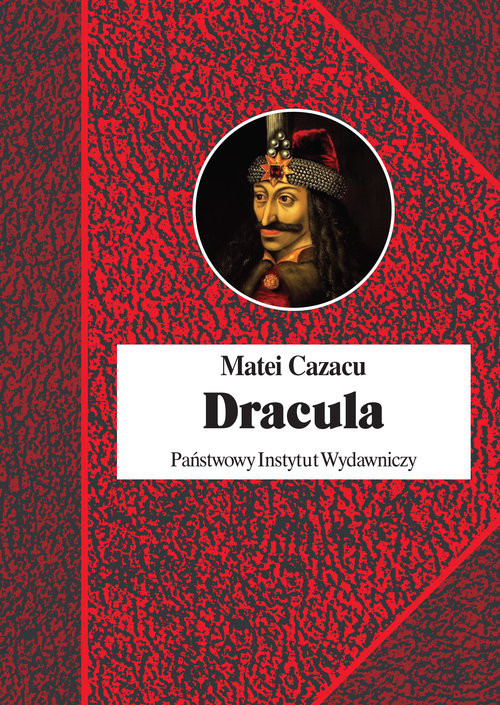 okładka Dracula, Książka | Cazacu Matei