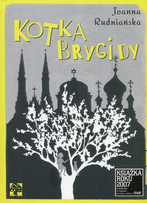 okładka Kotka Brygidy, Książka | Rudniańska Joanna