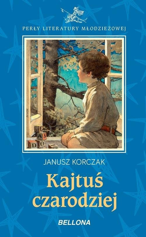 okładka Kajtuś czarodziejksiążka |  | Korczak Janusz