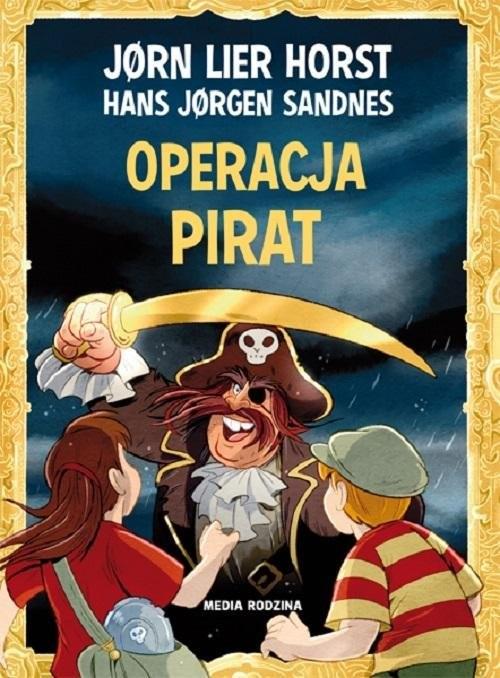 okładka Operacja Pirat, Książka | Horst Jorn Lier
