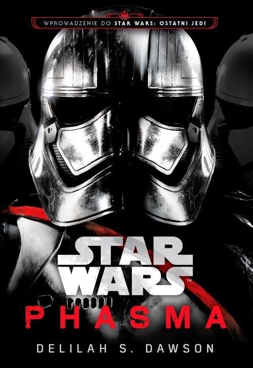 okładka Star Wars Phasma. KsiążkaDelilah S. Dawson