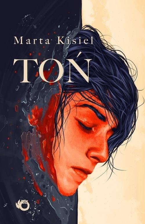okładka Toń, Książka | Marta Kisiel