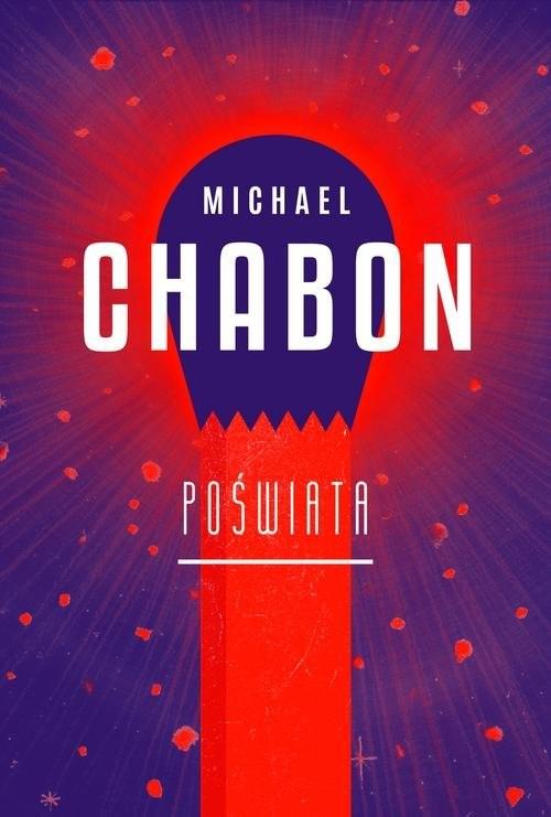 okładka Poświata, Książka | Chabon Michael